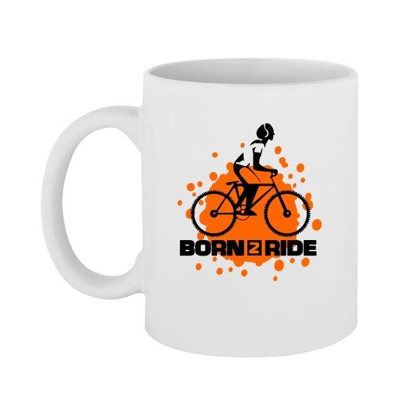 Чашка Born 2 Ride