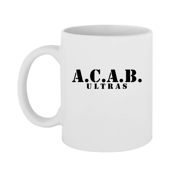Чашка A.C.A.B. Ultras