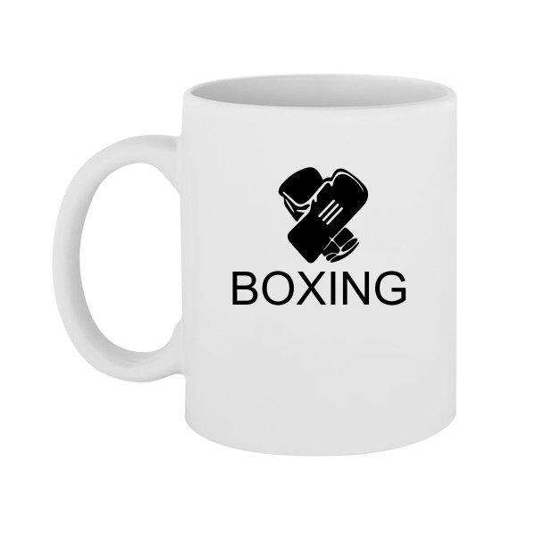 Чашка Бокс