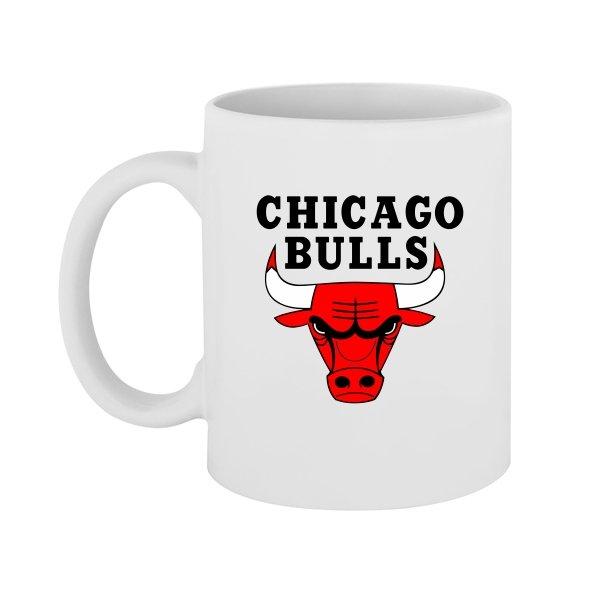 Чашка Chicago Bulls