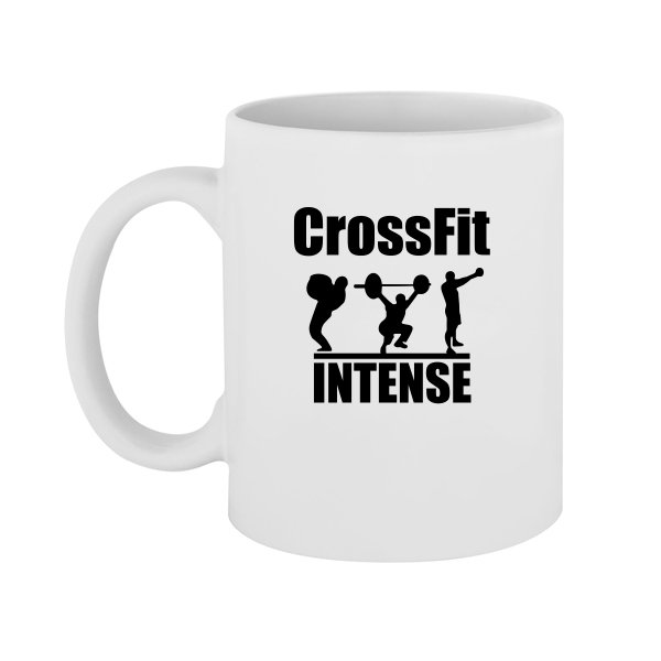 Чашка CrossFit Intense