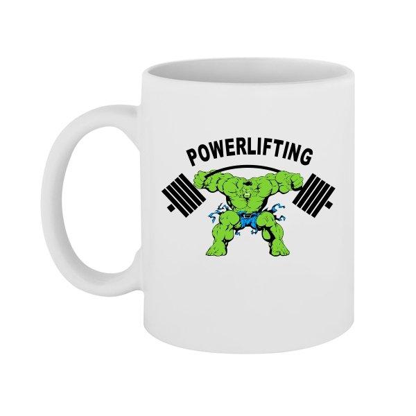 Чашка Powerlifting