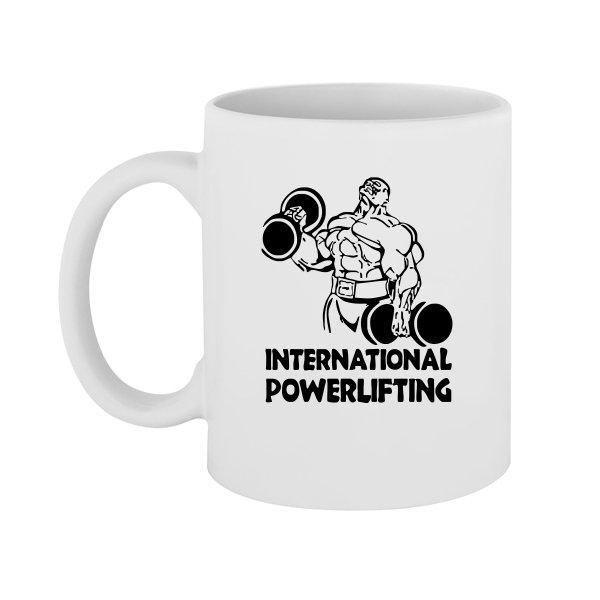 Чашка International Powerlifting