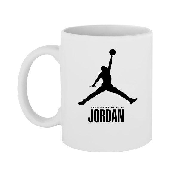 Чашка Майкл Джордан