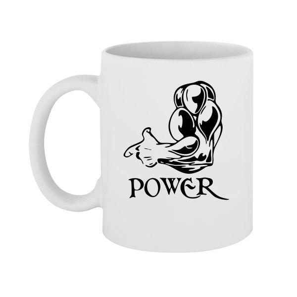 Чашка Power