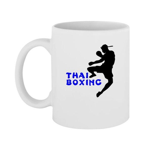 Чашка Тайский Бокс