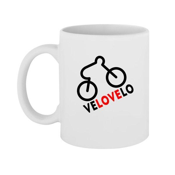 Чашка Love Velo