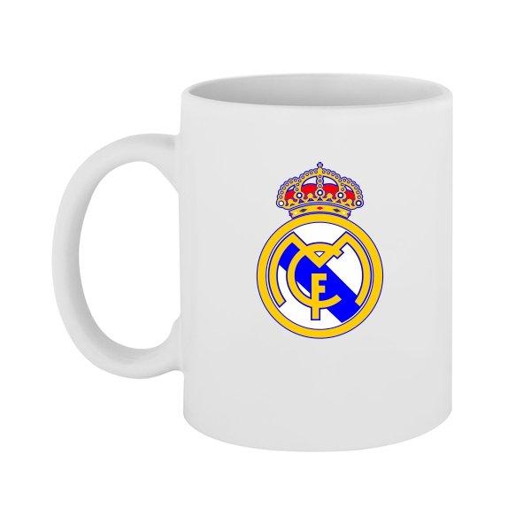 Чашка FC Real Madrid