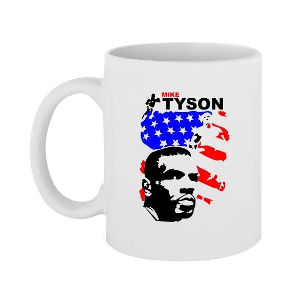 Чашка Майк Тайсон