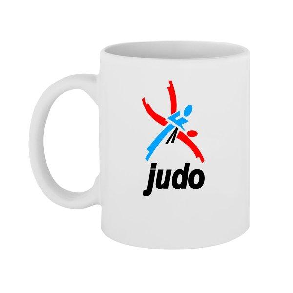 Чашка Логотип Дзюдо