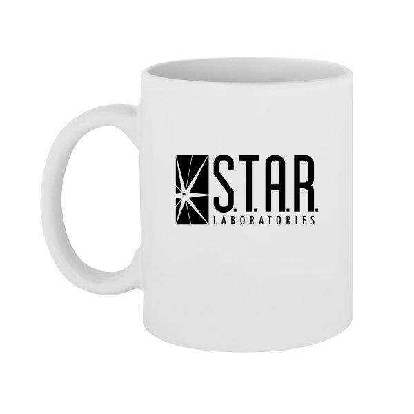 Чашка S.T.A.R. Labs