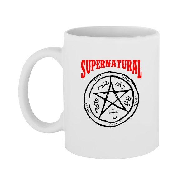 Чашка Supernatural