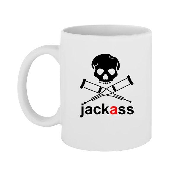 Чашка Jackass