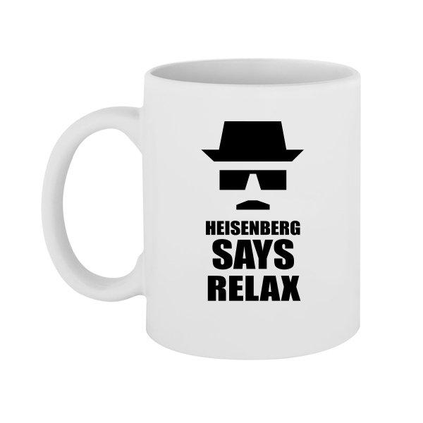 Чашка Heisenberg
