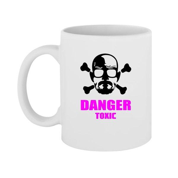 Чашка Danger Toxic