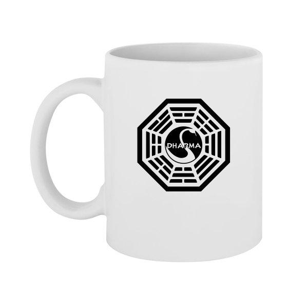 Чашка Dharma