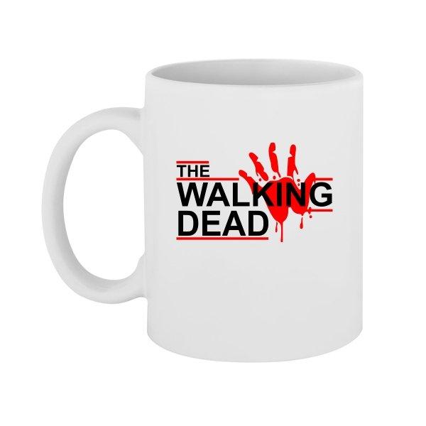Чашка Walking Dead