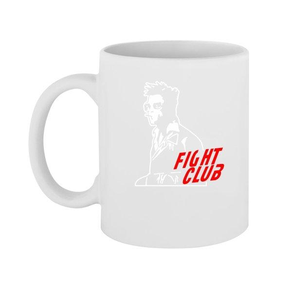 Чашка Бойцовский Клуб