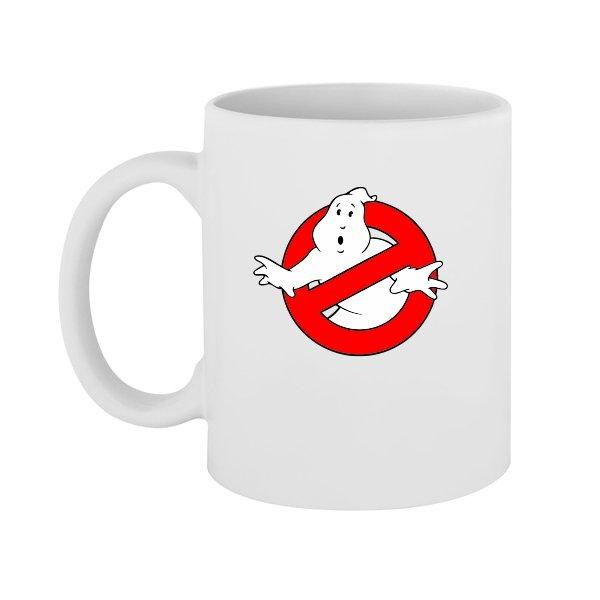 Чашка Охотники за привидениями