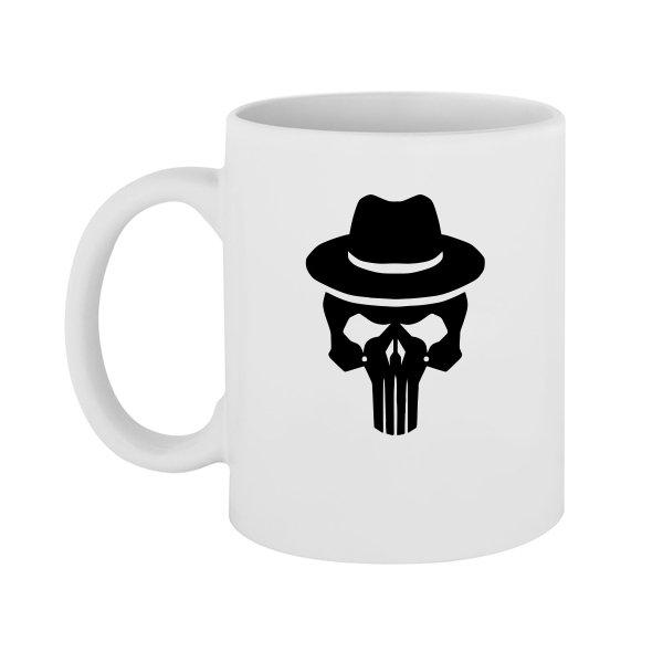 Чашка Каратель Шляпа