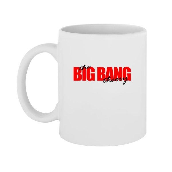 Чашка The Big Bang Theory