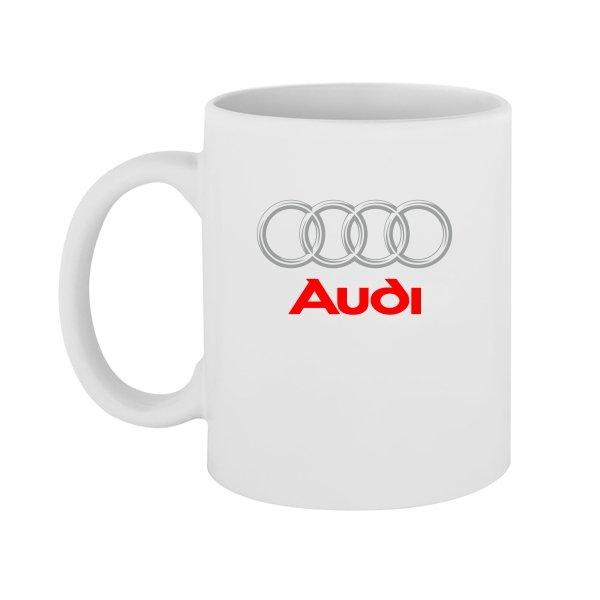 Чашка Audi