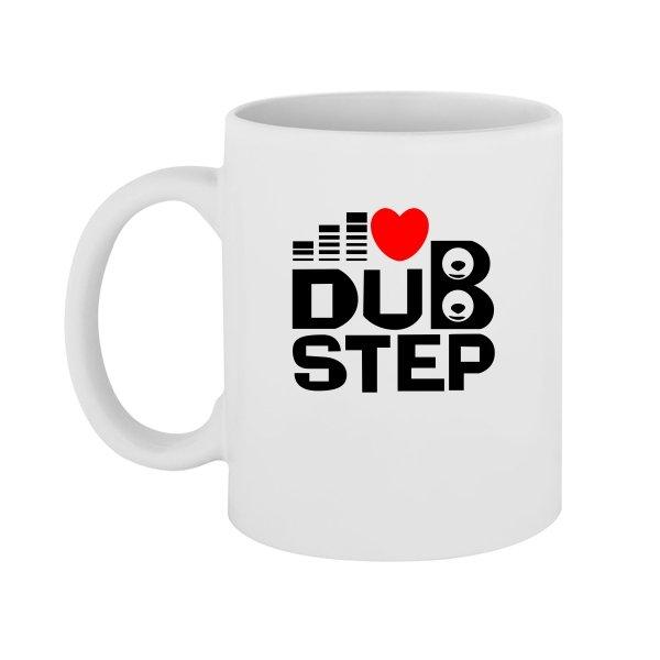 Чашка Dub Step