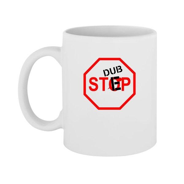 Чашка Знак Dupstep