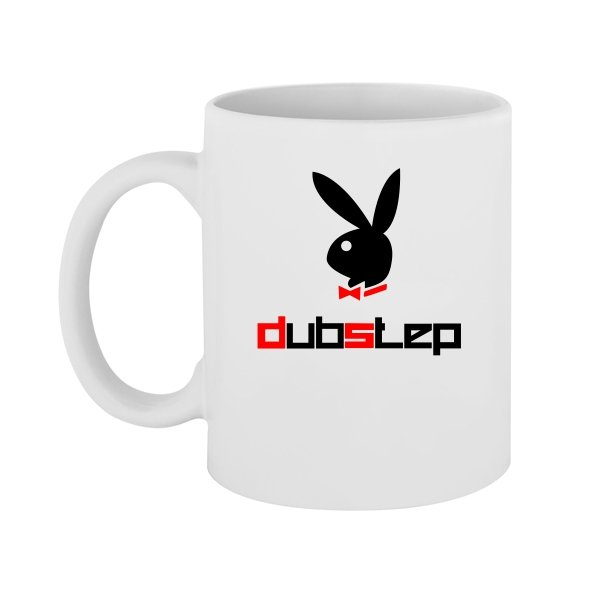 Чашка Плэйбой Dubpstep