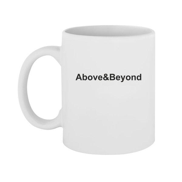 Чашка Above & Beyond