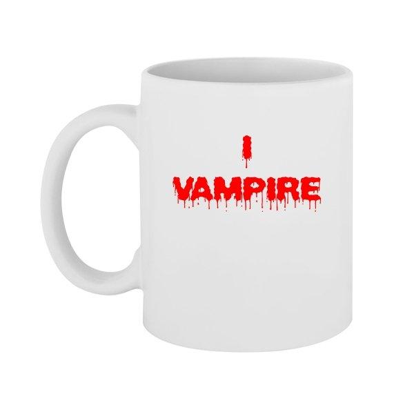 Чашка Я Вампир