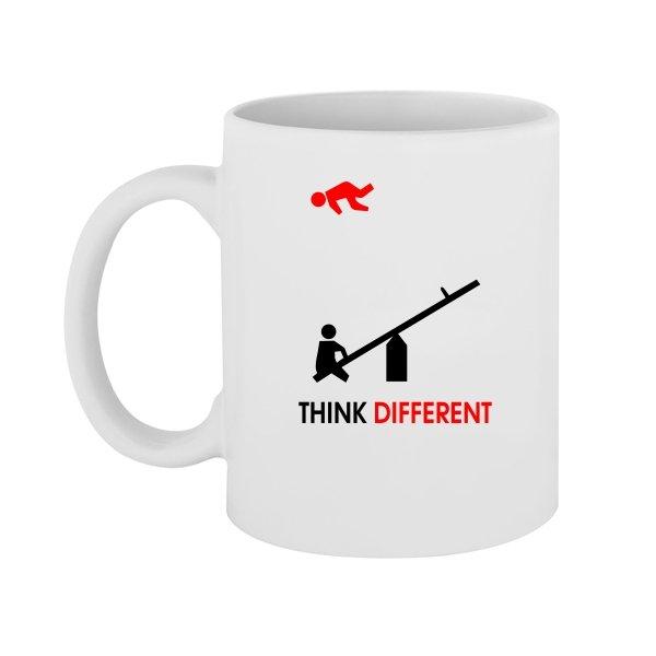 Чашка Думай по-другому