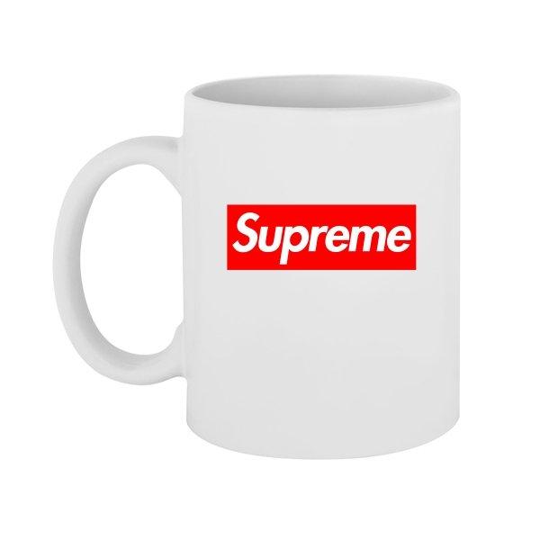 Чашка Supreme