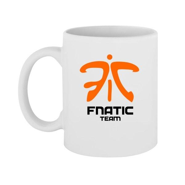 Чашка Fnatic Dota 2