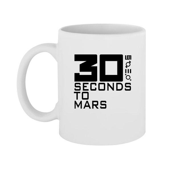 Чашка 30 seconds to mars