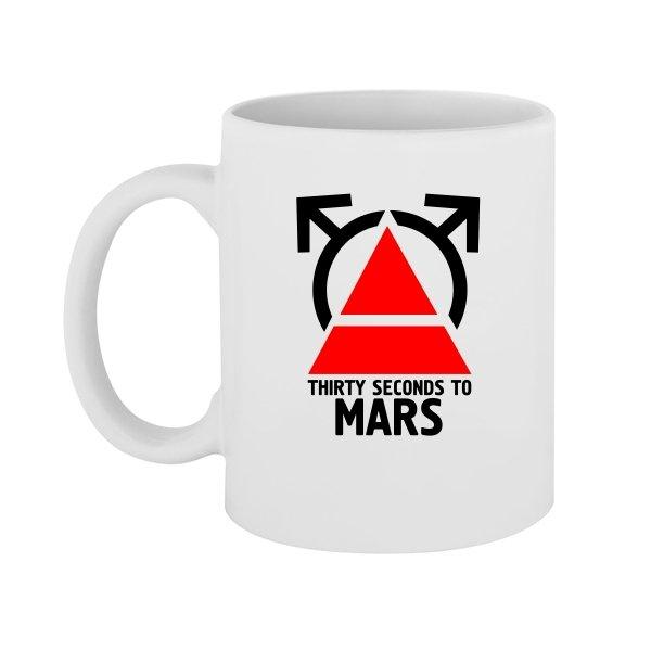 Чашка 30 Секунд до Марса