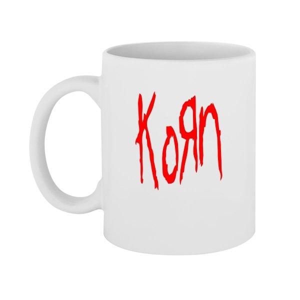 Чашка С группой Korn