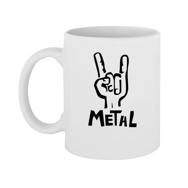 Чашка Metal
