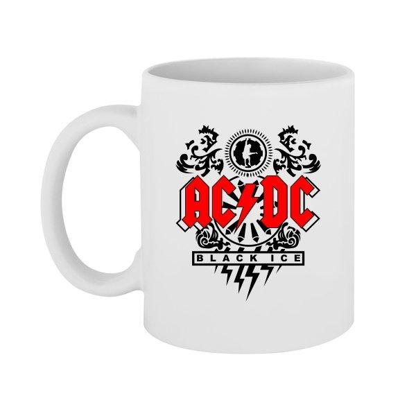 Чашка AC DC Black Ace