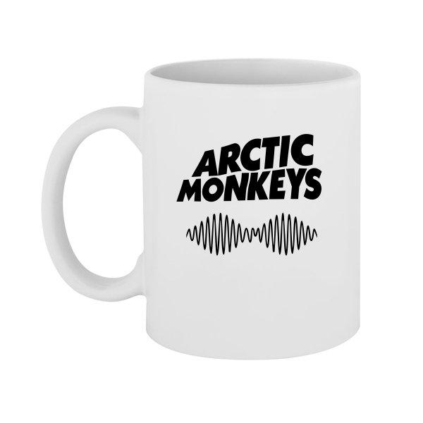 Чашка Arctic Monkeys