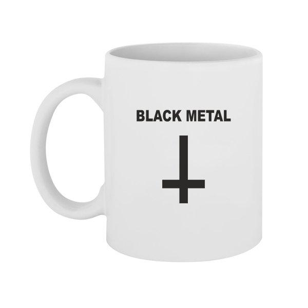 Чашка Black Metal
