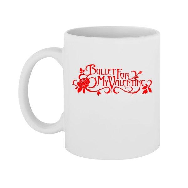Чашка Bullet for my Valentine