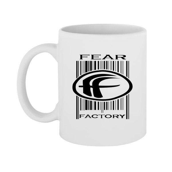 Чашка Fear Factory