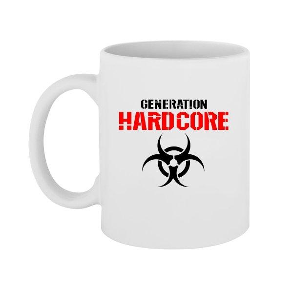 Чашка Generation Hardcore