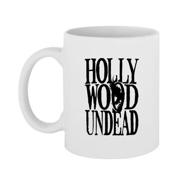 Чашка с Hollywood Undead
