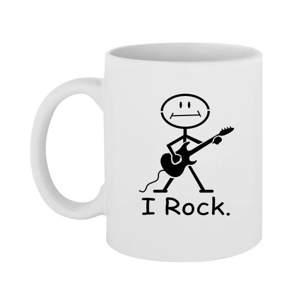 Чашка I Rock