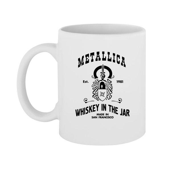 Чашка с Металликой
