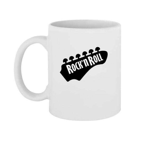 Чашка Rock n Roll