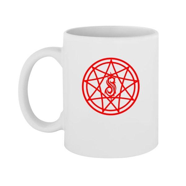 Чашка Слипкнот эмблема