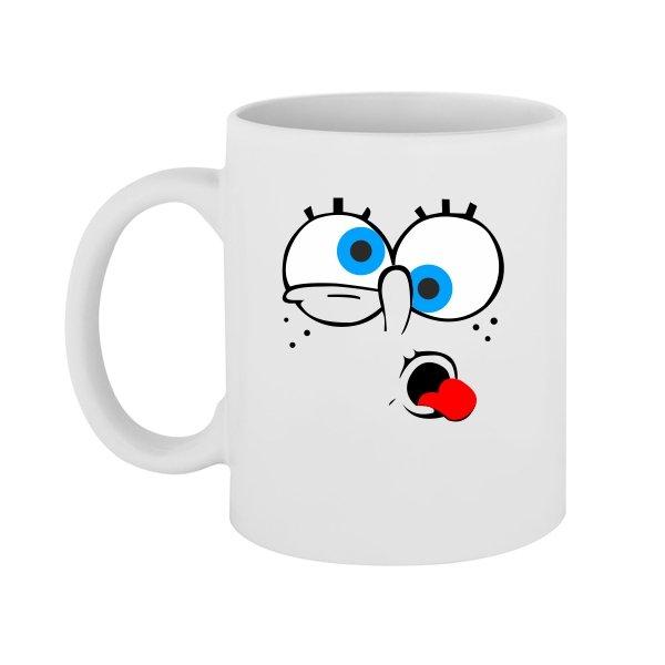 Чашка Спанч Боб